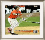 Jacoby Ellsbury Oregon State University Beavers 2005 Framed Photographic Print
