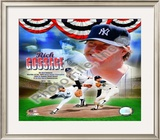 Rich Gossage Framed Photographic Print