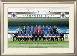 Rangers 2009-2010 Photo