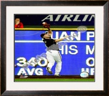 Ryan Braun 2008 Fielding Action Framed Photographic Print
