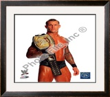 Randy Orton Framed Photographic Print