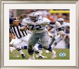 "Ed ""Too Tall"" Jones Framed Photographic Print"