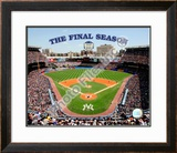 Yankee Stadium 2008 - The Final Season Framed Photographic Print