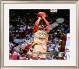 Tim Duncan Wake Forest Demon Deacons Framed Photographic Print