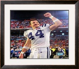 Dallas Clark Framed Photographic Print