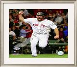 Kevin Youkilis Game 5 of the 2008 ALCS Framed Photographic Print