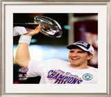Eli Manning Framed Photographic Print