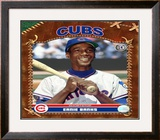 Ernie Banks Framed Photographic Print