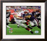 Kevin Boss - Super Bowl XLII Framed Photographic Print