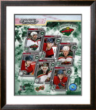 2006 - 2007 Wild Team Framed Photographic Print