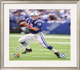 Peyton Manning 2009 Framed Photographic Print