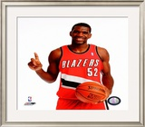 Greg Oden Framed Photographic Print