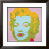 Marilyn, c.1967 (Pale Pink) Print by Andy Warhol
