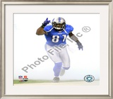 Calvin Johnson 2009 Framed Photographic Print