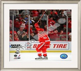 H. Zetterberg - '09 St. Cup Framed Photographic Print