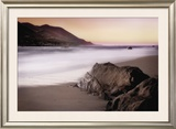 Garrapata Beach Art by John Rehner