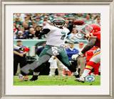 Michael Vick 2009 Framed Photographic Print