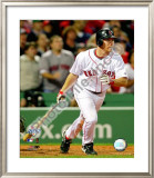 J.D. Drew Game 5 of the 2008 ALCS Framed Photographic Print