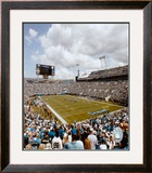 Jacksonville Municipal Stadium Framed Photographic Print