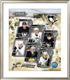 2006 - Pittsburgh Penguins Framed Photographic Print