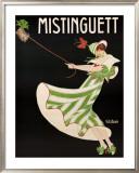 Mistinguett Poster by Georges Kugelmann Benda