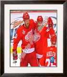 Franzen / Zetterberg - &#39;09 St. Cup Framed Photographic Print
