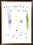 Sala Gaspar Framed Giclee Print by Pablo Picasso