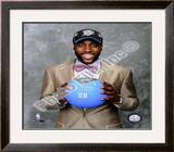 James Harden 2009 NBA Draft 3 Pick Framed Photographic Print