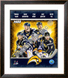 2008-09 Buffalo Sabres Framed Photographic Print