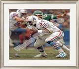 Earl Campbell Framed Photographic Print