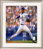 Dwight Gooden Framed Photographic Print