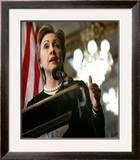 Hillary Clinton Framed Photographic Print