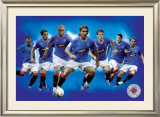 Rangers 2009-2010 Prints