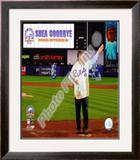 Tom Seaver Final Game at Shea Stadium 2008 Framed Photographic Print