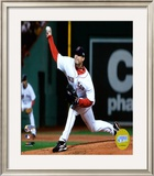 Josh Beckett Framed Photographic Print