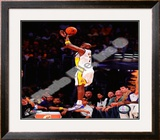 Lamar Odom - '09 Finals Framed Photographic Print