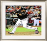 Justin Upton Framed Photographic Print