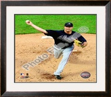 Derek Lowe Framed Photographic Print
