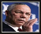 Colin Powell Framed Photographic Print