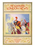 Illustrated London News from 1933 Giclee Print