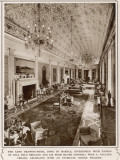 Viceroy's House in New Delhi, the Long Drawing-Room Photographic Print