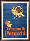 Vermouth Perucchi (c.1925) Posters