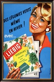 Liebig Poster by  Thibesart