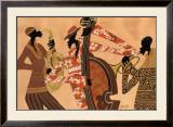 All That Jazz Prints by Stuart McClean