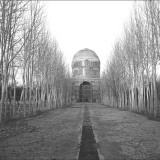 The Mausoleum of Khaje Rabi, Iran Photographic Print