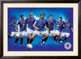 Rangers 2009-2010 Prints