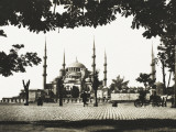 The Blue Mosque, Constantinople Photographic Print