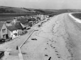 Torcross, the Little Village on Slapton Sands, South Devon, England Photographic Print