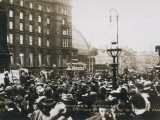 Women's Suffrage Demonstration at St George's Hall Photographic Print by Women's Library