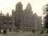 St Pancras Workhouse Infirmary, London Papier Photo par Peter Higginbotham